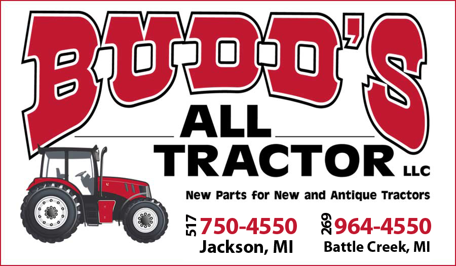 Budd's All Tractor